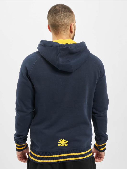 Dangerous DNGRS Hoody Flying Eagle blau