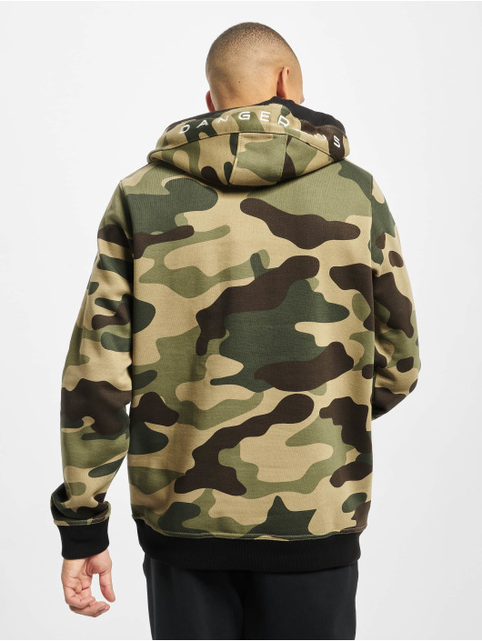 Dangerous DNGRS Hoody Classic camouflage
