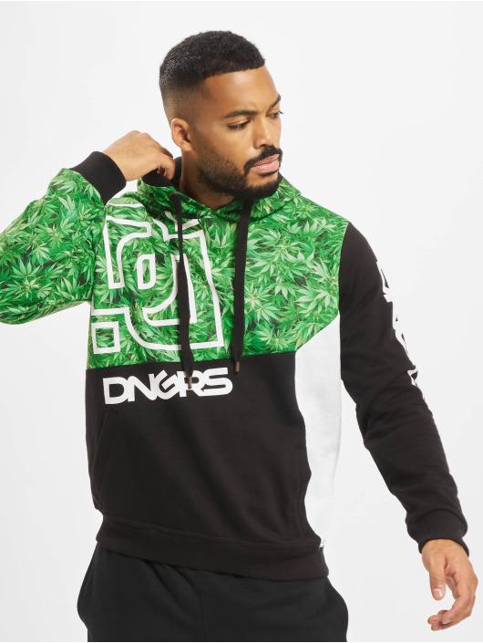Dangerous DNGRS Hoody Greenline groen