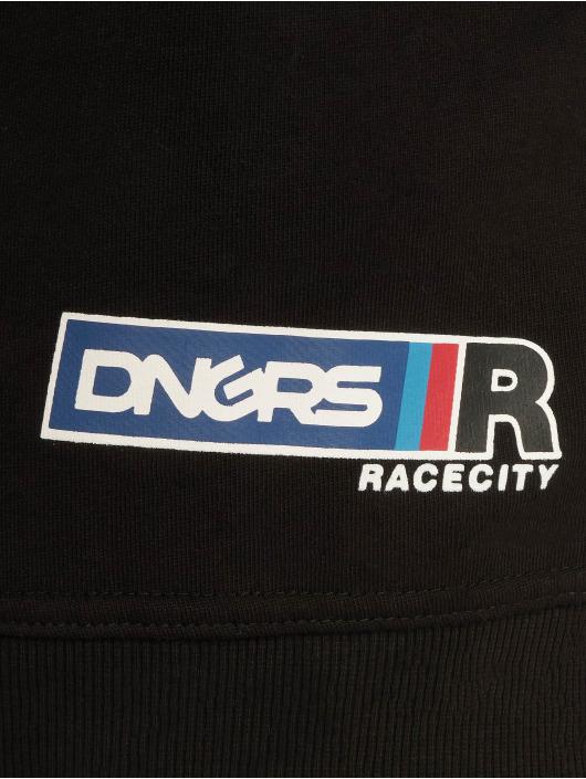 Dangerous DNGRS Hoody MRC schwarz