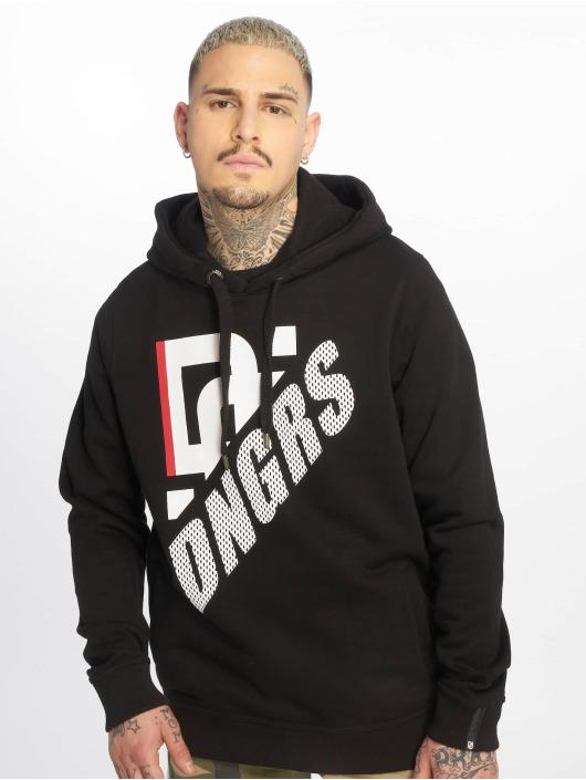 Dangerous DNGRS Hoody DNGRS Brick schwarz
