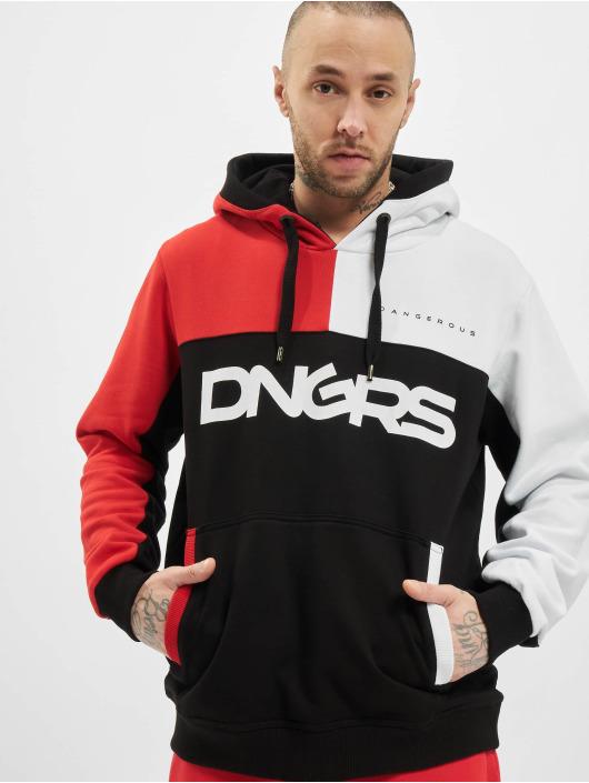Dangerous DNGRS Hoody Panto schwarz
