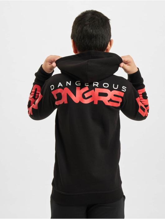 Dangerous DNGRS Hoody Classic Kids schwarz