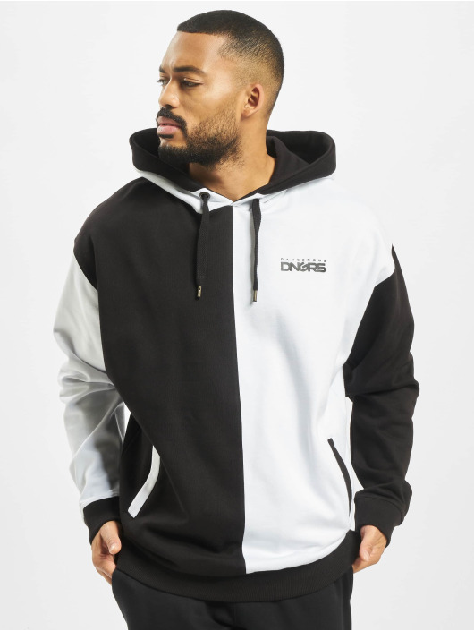 Dangerous DNGRS Hoody Two-Face wit