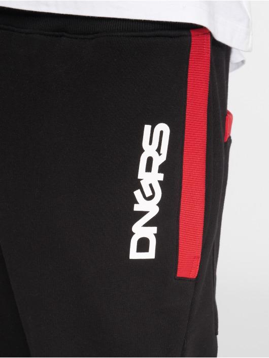 Dangerous DNGRS Joggebukser Comb svart