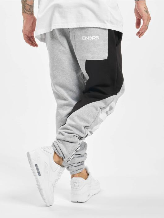 Dangerous DNGRS Jogging kalhoty Noah šedá