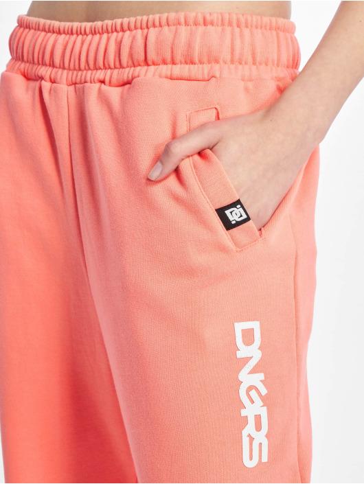 Dangerous DNGRS joggingbroek Leila oranje