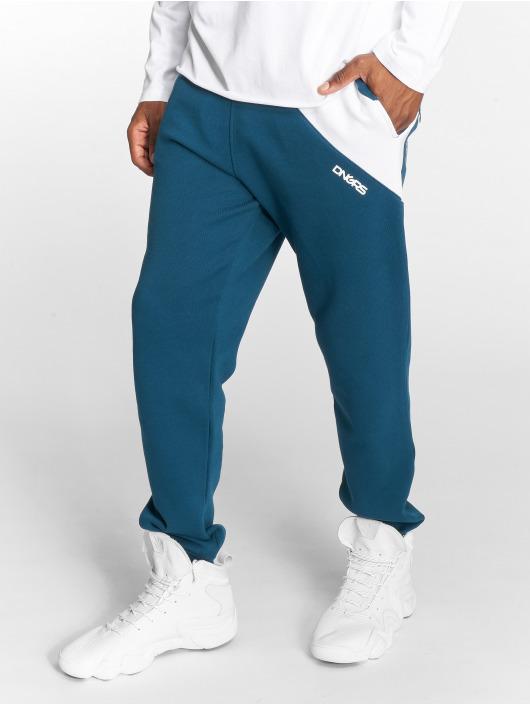 Dangerous DNGRS Jogginghose Skew blau