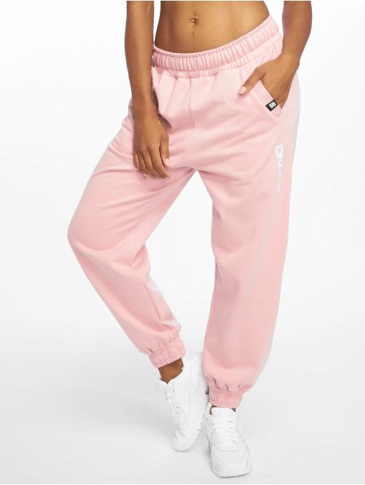 Dangerous DNGRS Jogginghose Leila pink