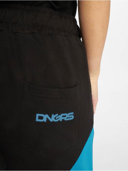 Dangerous DNGRS Jogginghose Skull schwarz