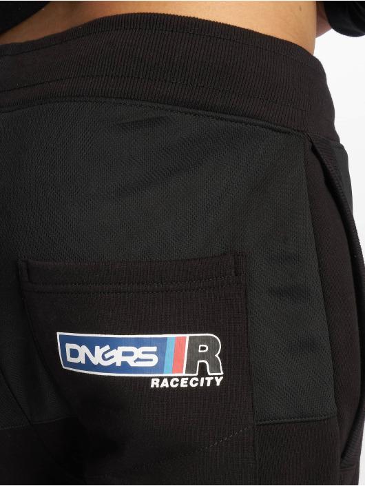 Dangerous DNGRS Jogginghose MRC schwarz