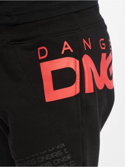 Dangerous DNGRS Jogginghose Tower schwarz