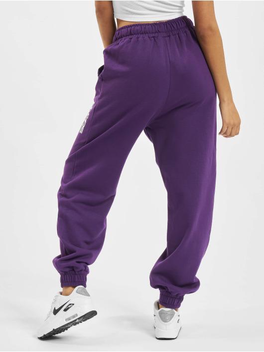 Dangerous DNGRS Jogginghose Leila violet