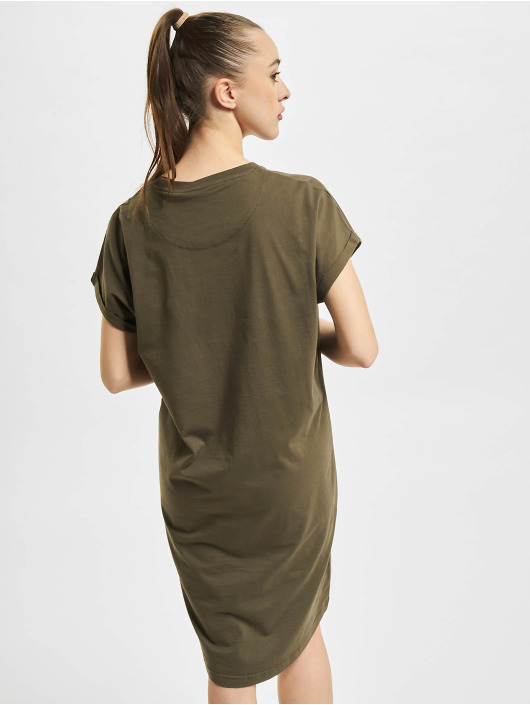 Dangerous DNGRS Kleid Legend olive
