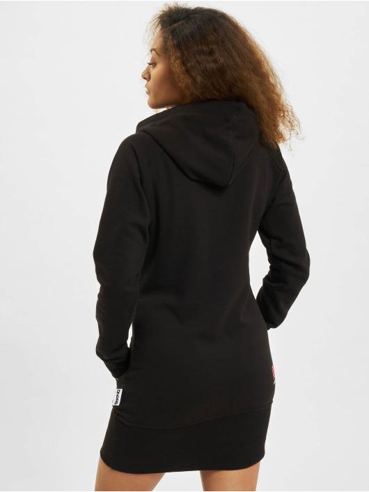 Dangerous DNGRS Kleid Crux schwarz