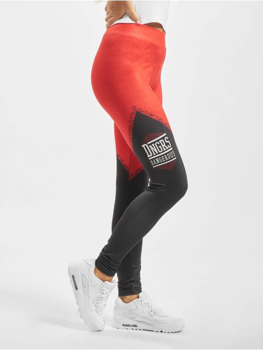 Dangerous DNGRS Leggings/Treggings Tackle red