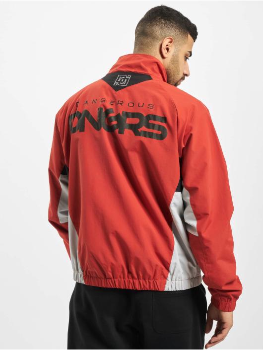 Dangerous DNGRS Lightweight Jacket Lights red