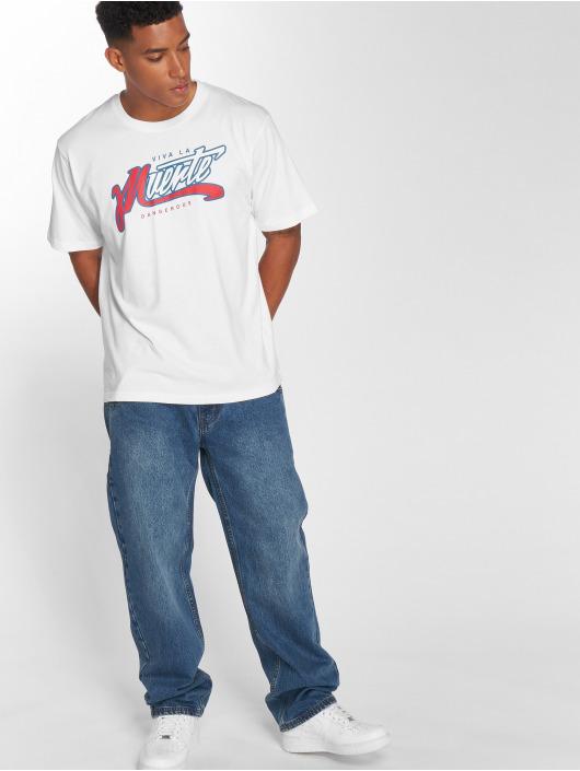 Dangerous DNGRS Loose Fit Jeans Brother blau