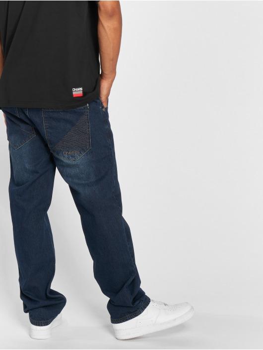 Dangerous DNGRS Loose Fit Jeans Brother niebieski