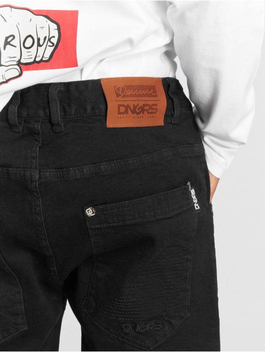 Dangerous DNGRS Loose Fit Jeans Brother schwarz
