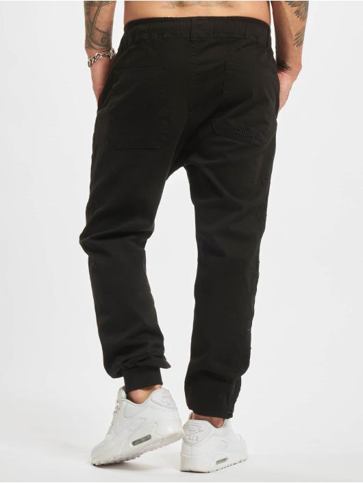 Dangerous DNGRS Pantalon cargo Classic noir