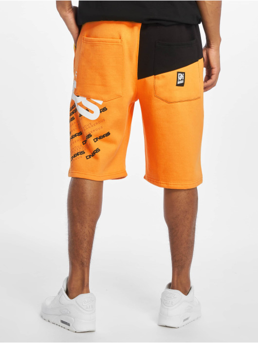 Dangerous DNGRS Pantalón cortos Swig amarillo