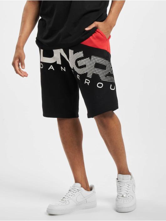 Dangerous DNGRS Pantalón cortos Gino negro