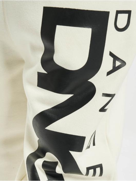 Dangerous DNGRS Pantalón deportivo Classic blanco