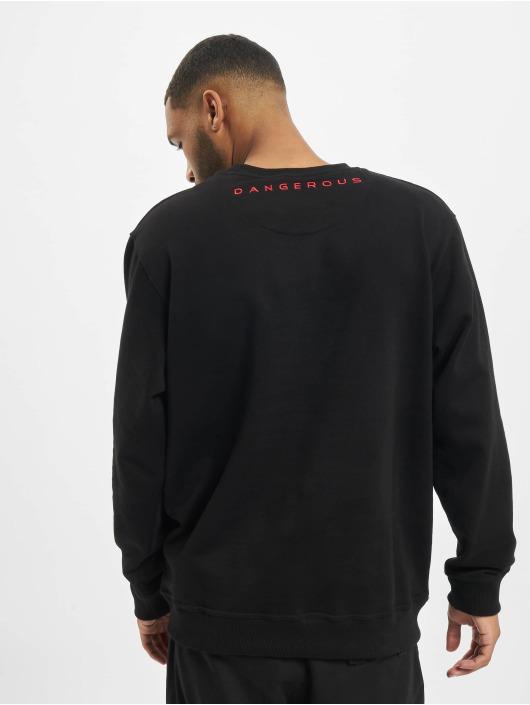 Dangerous DNGRS Pullover Beweare black