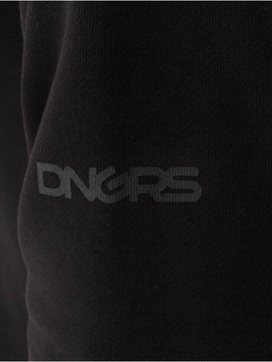 Dangerous DNGRS Pullover Race City Turbogrunch schwarz