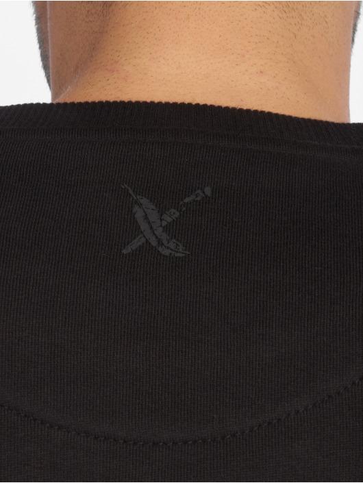 Dangerous DNGRS Pullover TwoFace schwarz