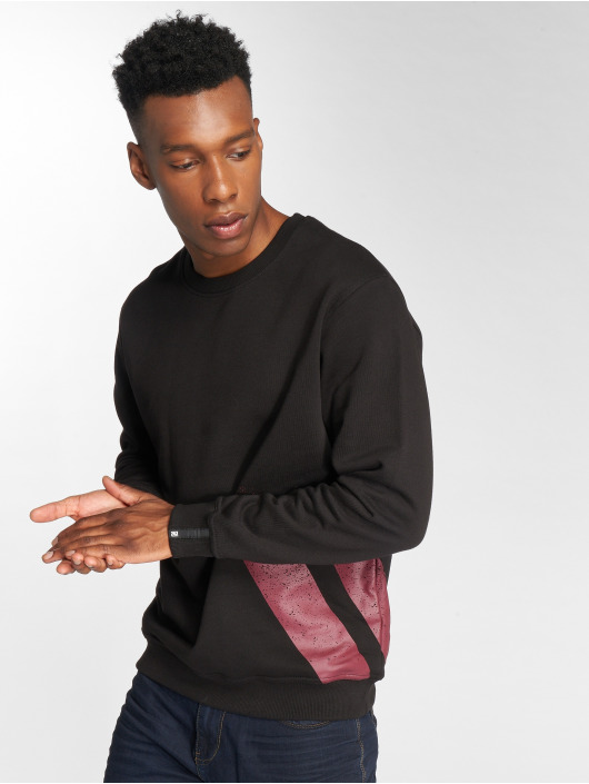 Dangerous DNGRS Pullover Strip schwarz