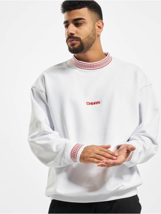 Dangerous DNGRS Pullover Kindynos weiß