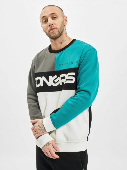 Dangerous DNGRS Pullover Panto white