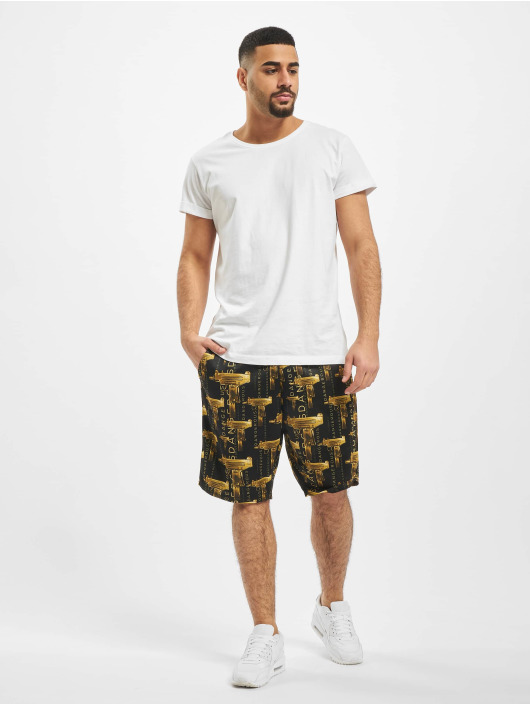 Dangerous DNGRS Short Goldgun black