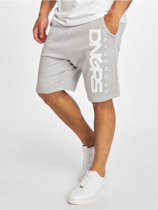Dangerous DNGRS Short Classic gray