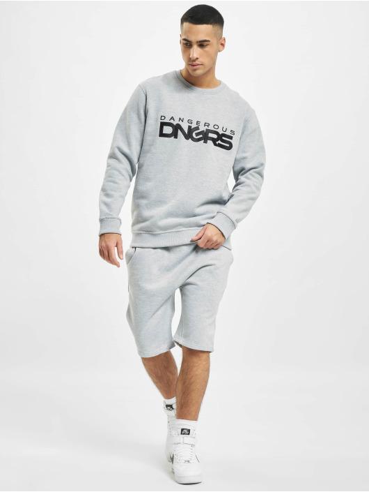 Dangerous DNGRS Short Smoff grey