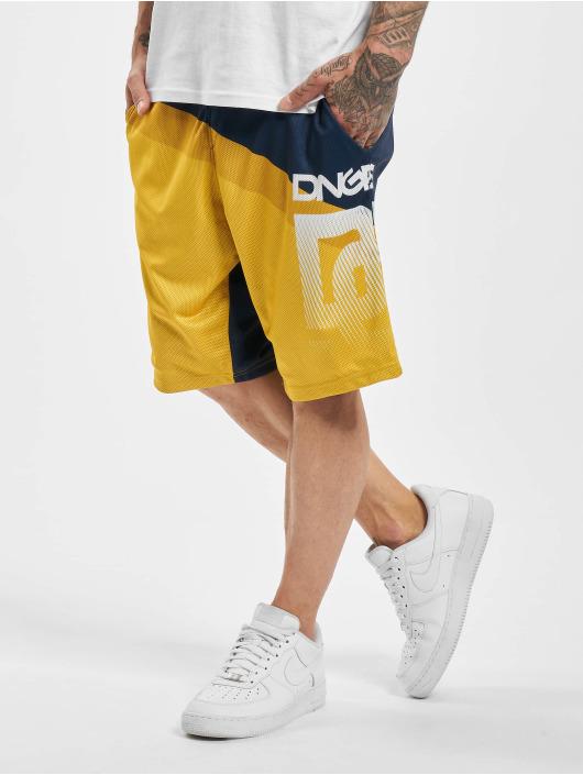 Dangerous DNGRS Shorts Trick gelb