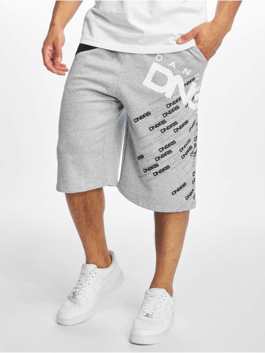 Dangerous DNGRS Shorts Swig grau