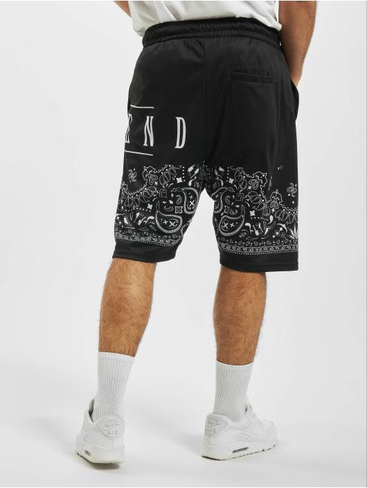 Dangerous DNGRS Shorts Legend schwarz