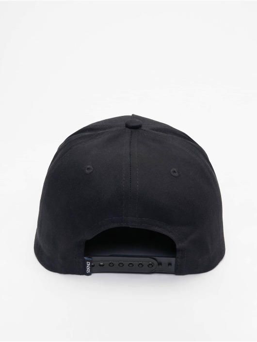 Dangerous DNGRS Snapback Cap Base black