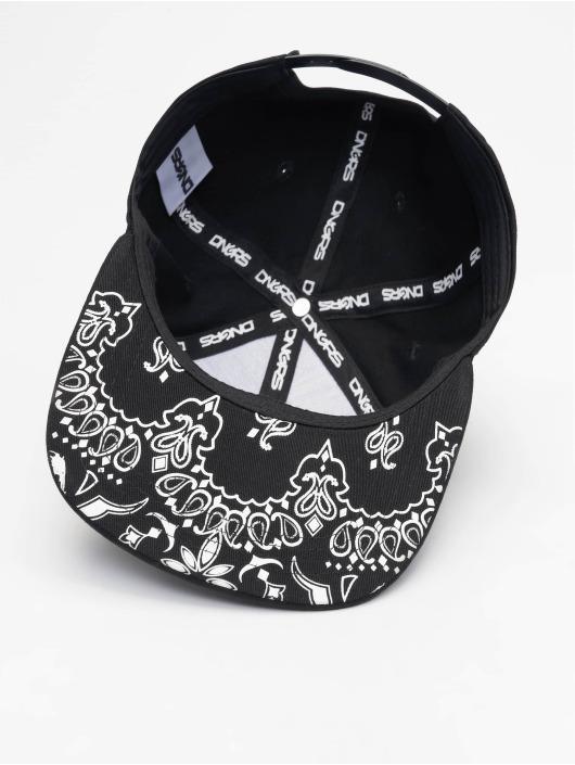 Dangerous DNGRS Snapback Cap Legend black