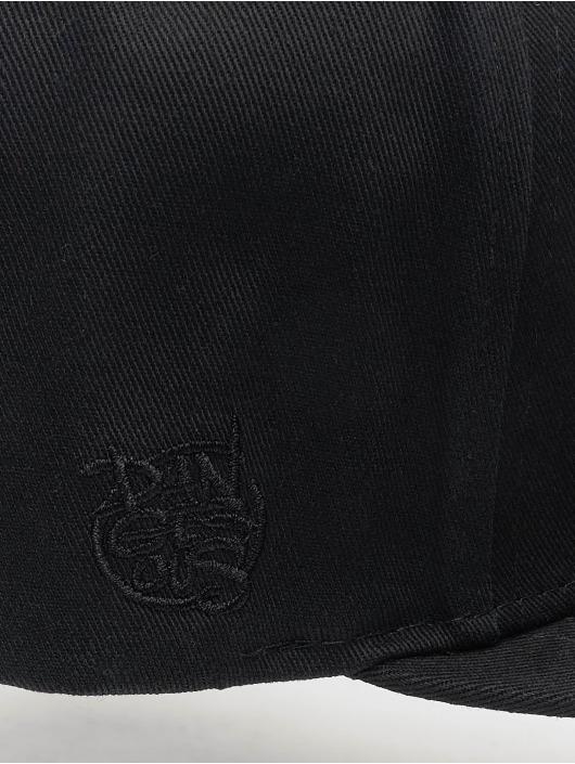 Dangerous DNGRS Snapback Cap Logo black