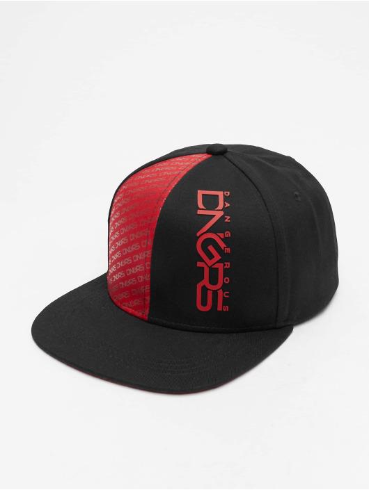 Dangerous DNGRS Snapback Cap Tower black
