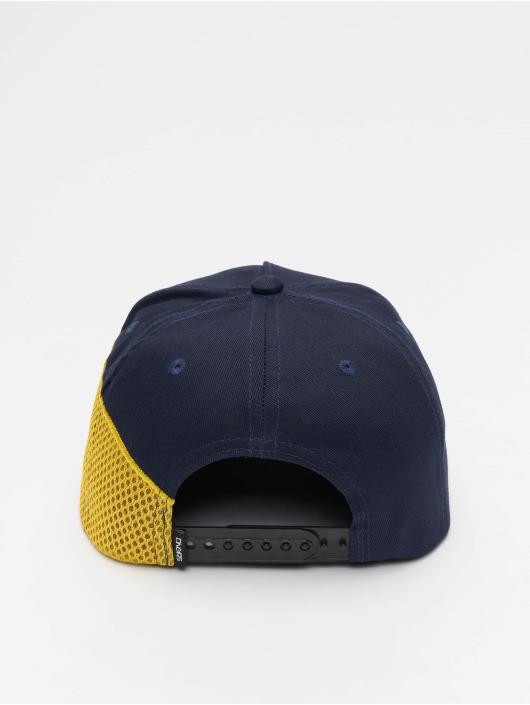 Dangerous DNGRS snapback cap Brick blauw