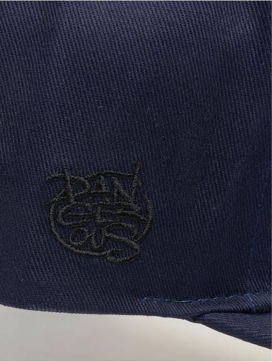 Dangerous DNGRS Snapback Caps Trick Snap blå