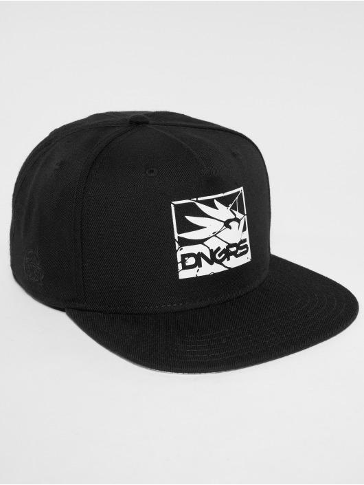 Dangerous DNGRS Snapback Caps Eagleblock czarny