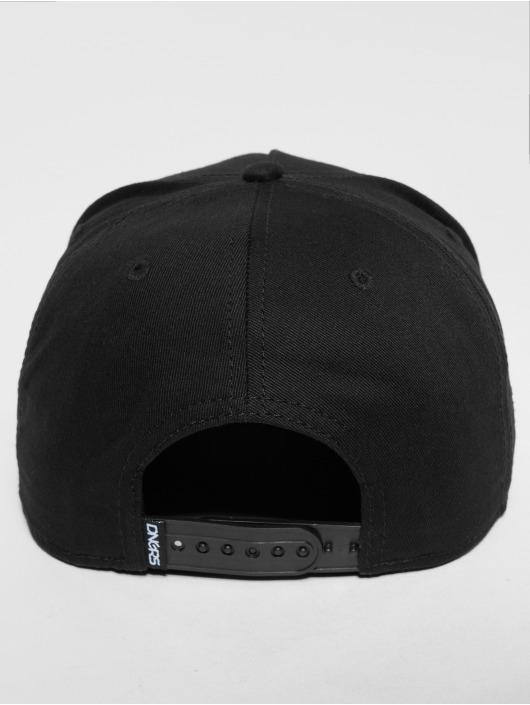 Dangerous DNGRS Snapback Caps DoubleD czarny