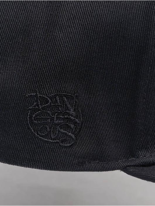 Dangerous DNGRS Snapback Caps Classic musta