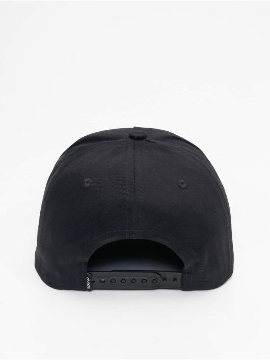 Dangerous DNGRS Snapback Caps Trick Snap svart